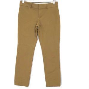 Banana Republic Sloan Fit Flat Front Pants